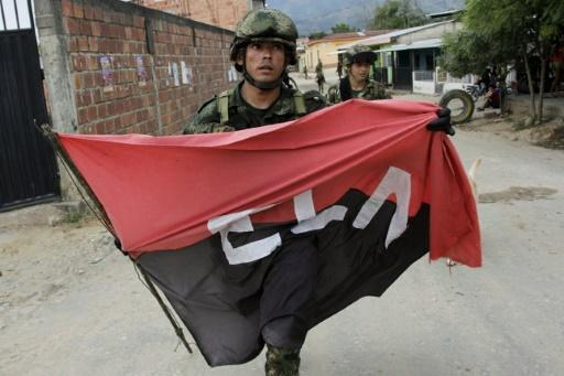 Colombian army op kills ELN rebel 10 days before peace talks: officials