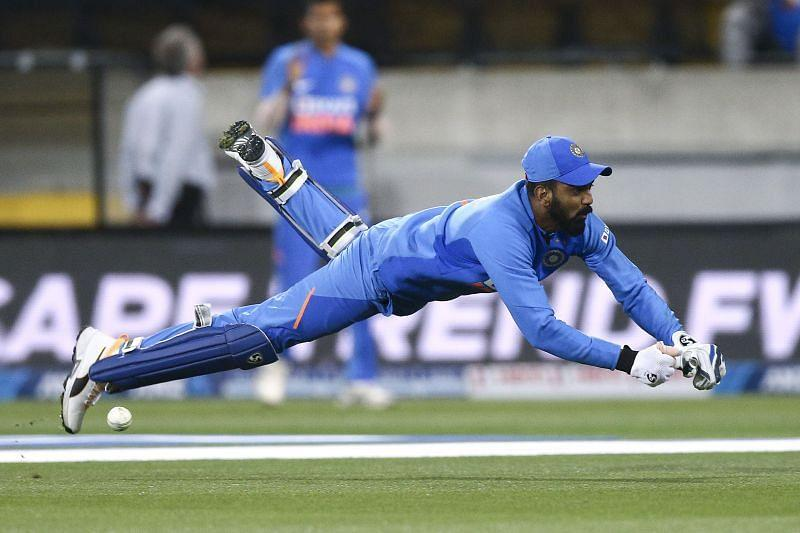 KL Rahul will keep wickets for India.