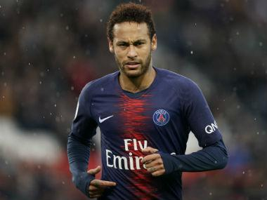 Paris Saint-Germain's Neymar escapes with just a warning for slapping fan during French Cup final defeat