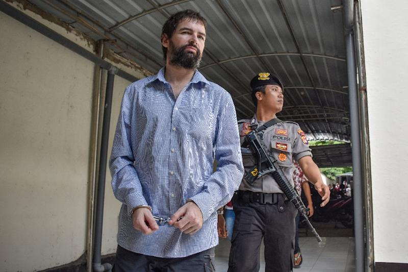 Indonesia to execute French drug trafficker