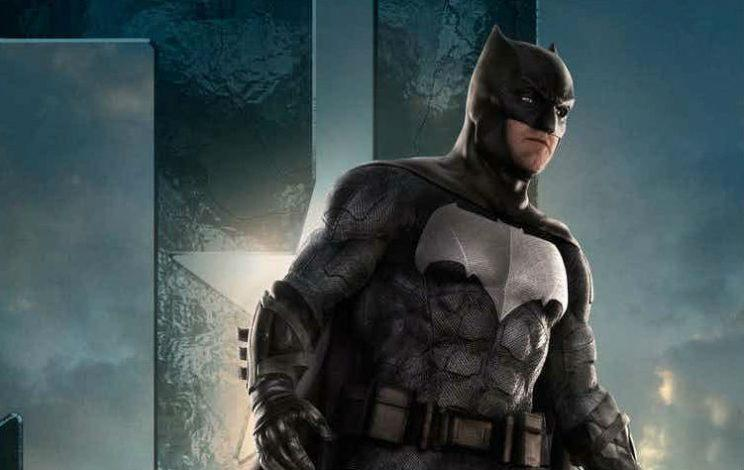 Brighter suit?… Batman's new garms for Justice League revealed – Credit: Warner Bros