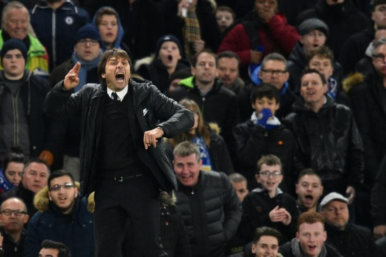 Chelsea head coach Antonio Conte is adamant his players shouldn't be scared about taking on one of the big guns in the Champions League last 16