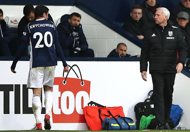 Pardew's calamitous West Brom reign reaches new low