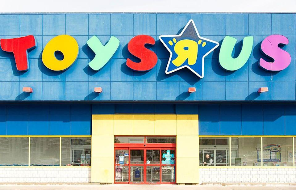 """<p>Created over 70 years ago, Toys """"R"""" Us became the No. 1 store for toys, clothes, video games, and baby products for children across the United States. Fun fact: The chain originally started out as a children's furniture store. However, when Amazon and other online retailers came to market, Toys """"R"""" Us began to lose its steam. In September 2017, the chain filed for bankruptcy and began closing stores. On January 20, 2019, the company reemerged as a new company, Tru Kids.</p>"""