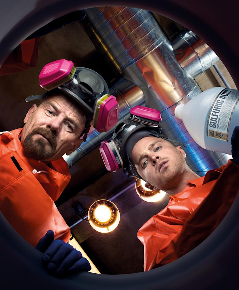 """<P><B>""""Breaking Bad"""" (AMC)</b><br> <br><B>Returns July 15</b> <br> <br>Sad as we are that this show is coming to a close, the good news is that Season 5 will be rolling out slowly, with the first eight of 16 episodes this summer and the next in 2013. We left off with Walt manipulating Jesse, Gus getting blown up, Mike being completely absent, and Junior gorging himself on breakfast. According to Aaron Paul, this season will be the craziest one yet. Can. Not. Wait.</P>"""