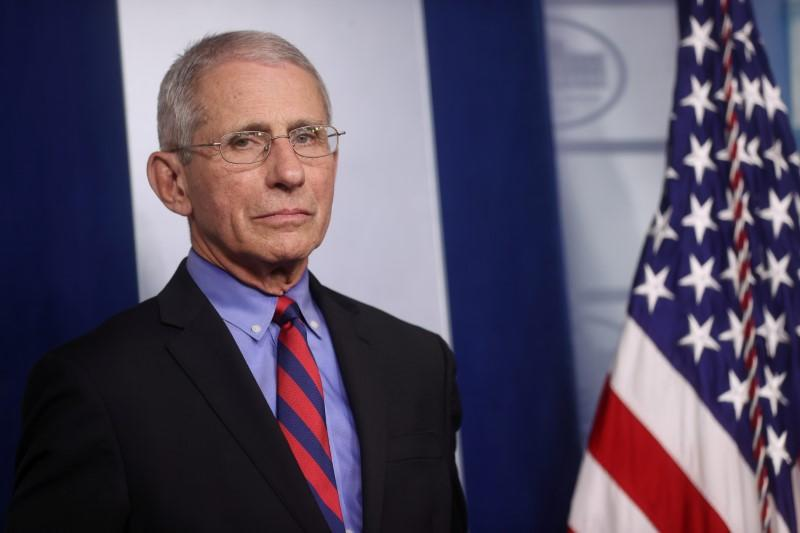 U.S. can avoid lockdowns if coronavirus returns: Fauci