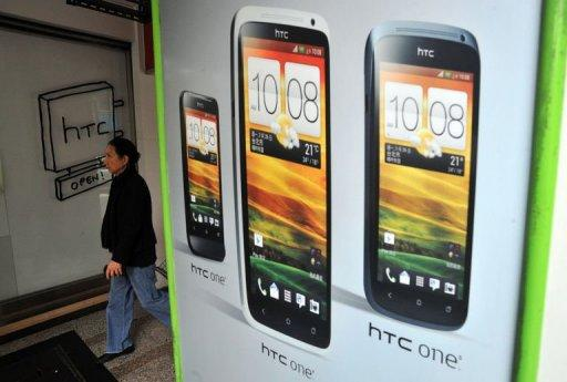The Taiwan Stock Exchange is investigating a sudden surge in the share price of leading smartphone maker HTC