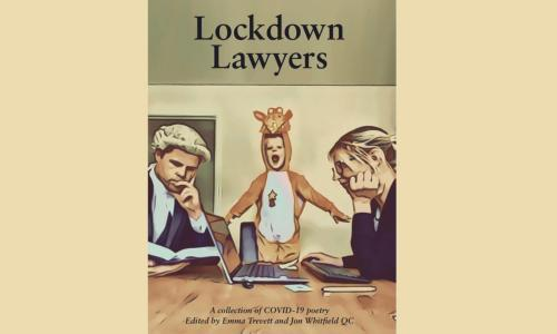 Lawyers' poems deal with trials of delivering lockdown justice