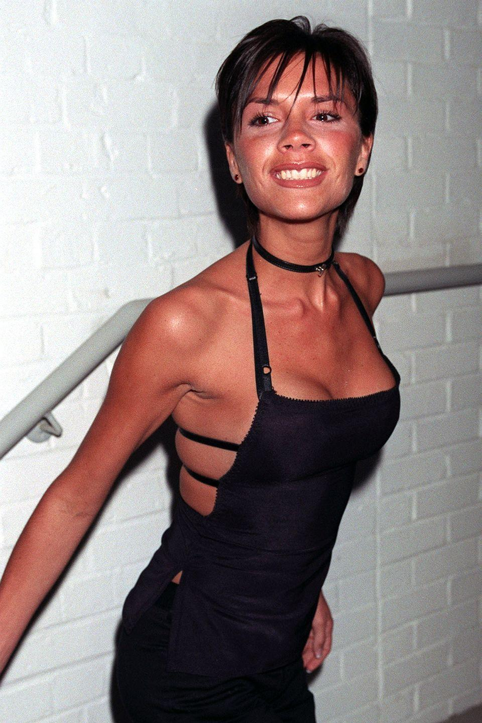 "<p>But she had to <a href=""http://www.nydailynews.com/entertainment/gossip/victoria-beckham-acting-lessons-hopes-landing-cameo-sex-city-sequel-article-1.402021"" rel=""nofollow noopener"" target=""_blank"" data-ylk=""slk:turn it down"" class=""link rapid-noclick-resp"">turn it down</a> due to scheduling conflicts with Spice Girls tour rehearsals.</p>"