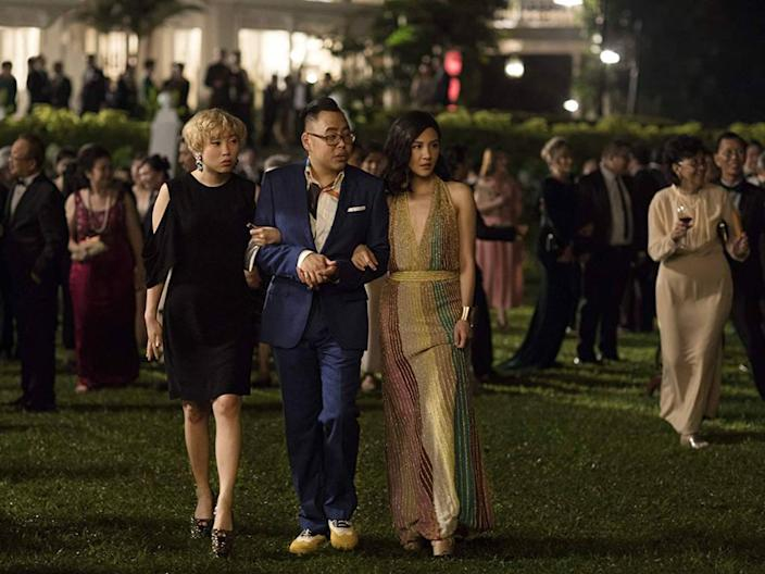 """Wipe that look of disbelief off your face, """"Crazy Rich Asians"""" really is getting crazy richer everywhere!"""