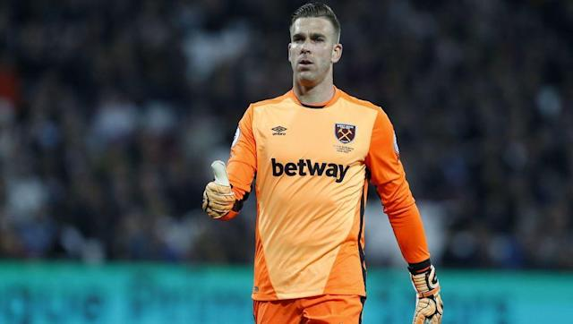 <p>After losing his number one spot to Joe Hart, Adrian's future at West Ham is up in the air. The Eagles recently had a £3.5m bid for his services rejected as they looked to tempt West Ham's hand, although it would have to take a much higher bid to prise the Spaniard from East London. </p> <br><p>The Hammers would also have to sign another back up keeper should Adrian leave, thrusting this potential transfer into further doubt, although it is reported that the keeper is not willing to play second fiddle to Hart at the London Stadium with the World Cup soon approaching. </p>