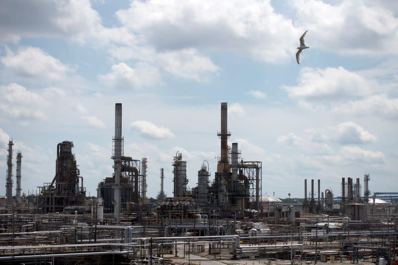 Laid-off Philadelphia refinery workers struggle with shrinking sector