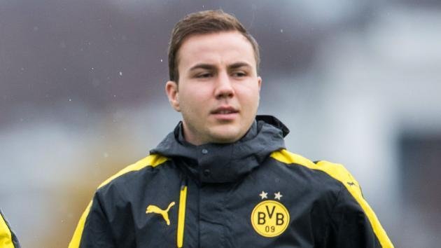Gotze will recover and get back to his best for Dortmund - Watzke