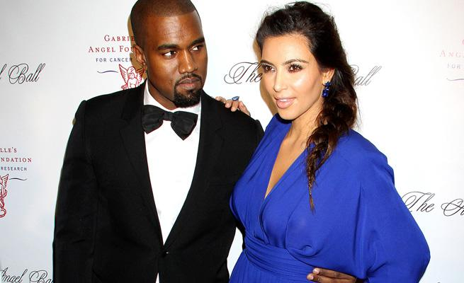 Kim Kardashian Reportedly To Attend The Met Ball With Kanye West, But Will They Go Matchy Matchy In Monochrome Givenchy?