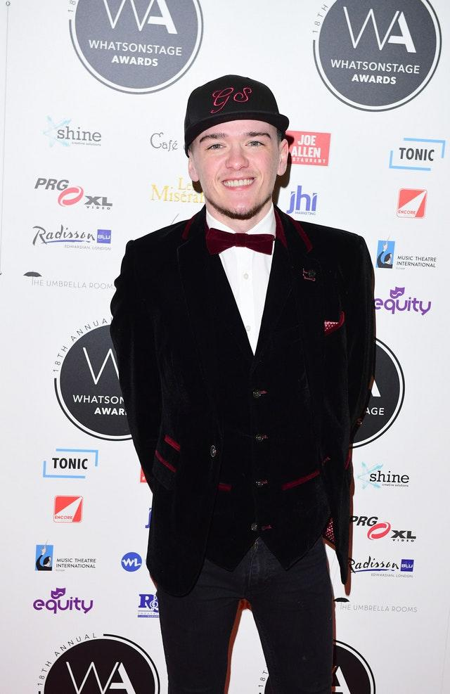 WhatsOnStage Awards – London