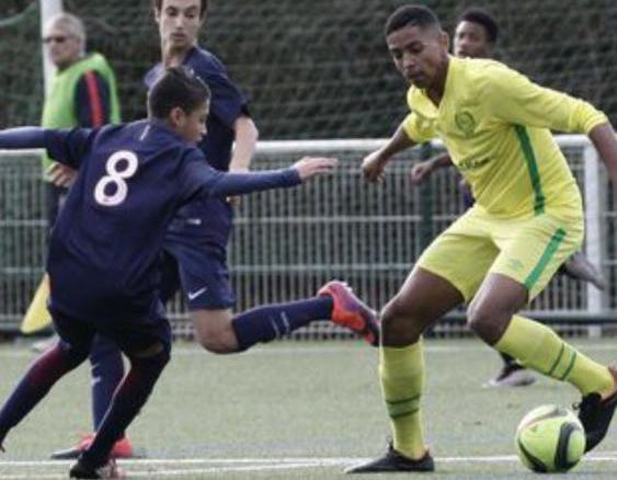 The Nantes youngster has impressed at youth level and is already winning comparisons with Manchester United's French midfield general