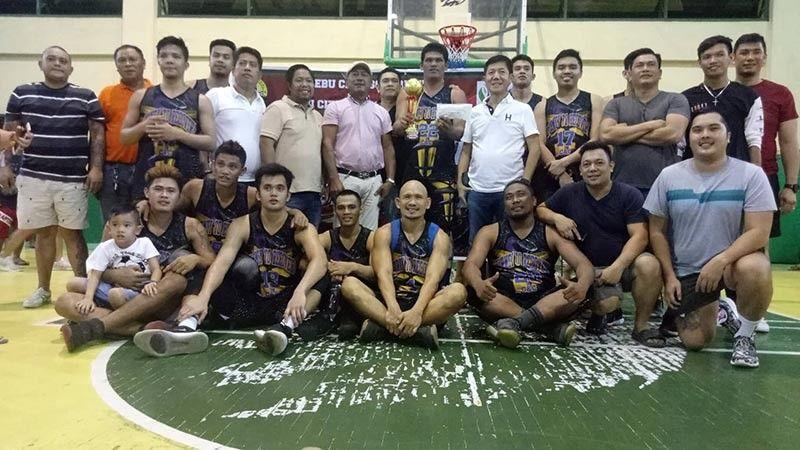 JTR topples Fighter 50 to win Mayor Labella Christmas League title