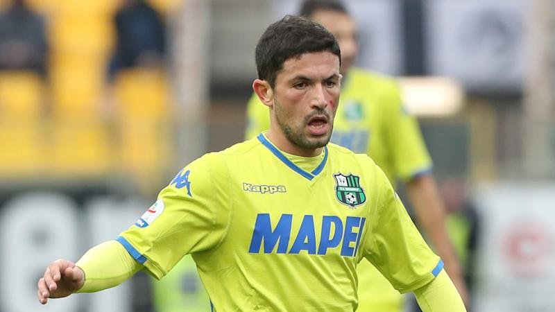 Inter sign Sensi from Sassuolo on initial season-long loan deal