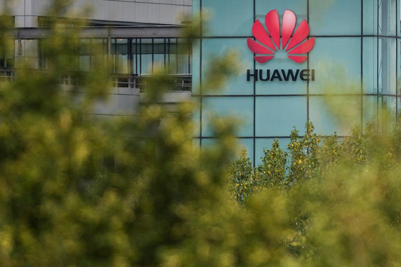 READING, ENGLAND - JULY 14: A general view of the Huawei UK headquarters on July 14, 2020 in Reading, England. The British government announced that UK telecommunications companies would be banned from buying Huawei 5G after 31 December this year. Existing Huawei 5G equipment will need to be removed from their networks by 2027. (Photo by Leon Neal/Getty Images)