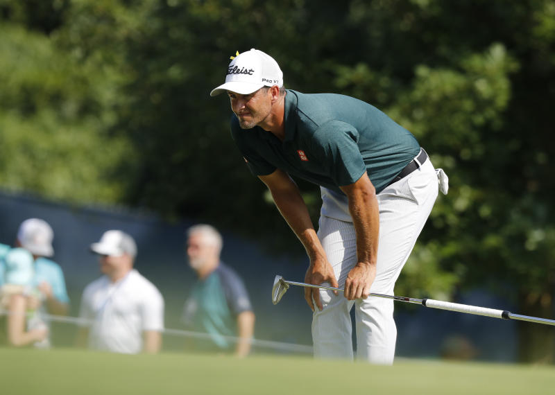 Resurgent Tiger Woods electrifies in 2nd-place finish at the PGA Championship