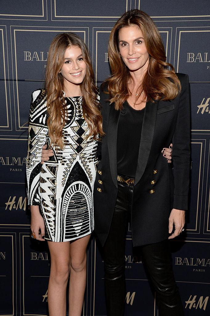 ff14da898d2 Cindy Crawford Takes Mini-Me Daughter to Colorist So She Can ...