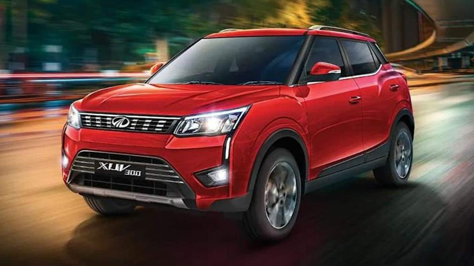 Mahindra XUV300 is now the safest car in South Africa