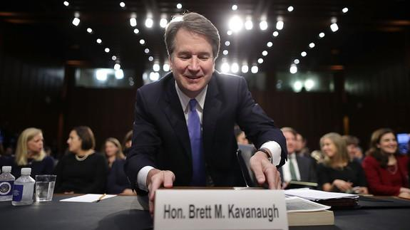 Even before hearing, GOP plots aggressive Kavanaugh confirmation strategy