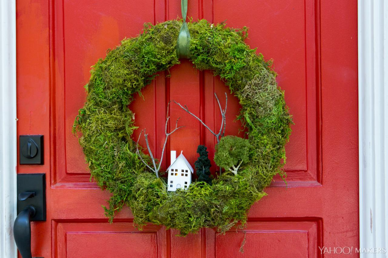 5 Diy Fall Wreaths To Dress Up Your Front Door This Thanksgiving Video