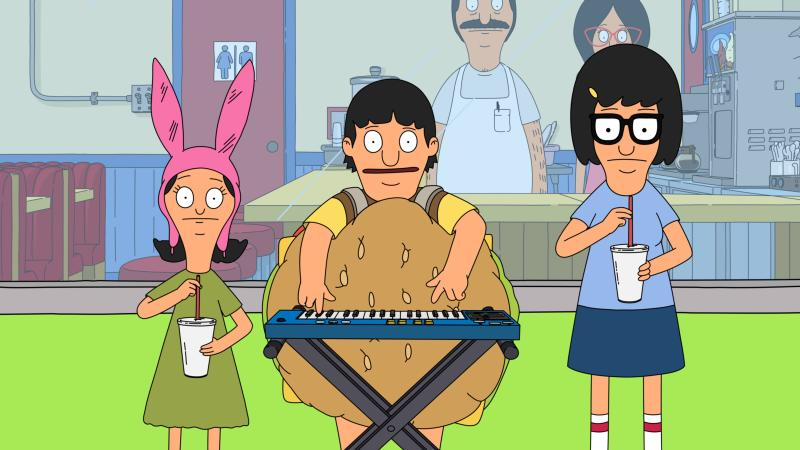 A winter war is coming to Bob's Burgers— take a peek inside the Christmas episode