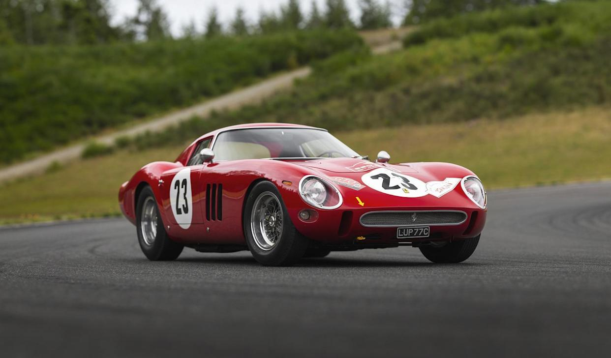 Most Expensive Cars >> Top 10 Most Expensive Cars Sold At Auction