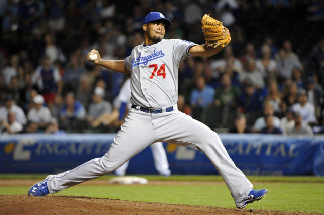 Kenley Jansen's unlikely switch from catcher to closer is helping the Dodgers roll out West
