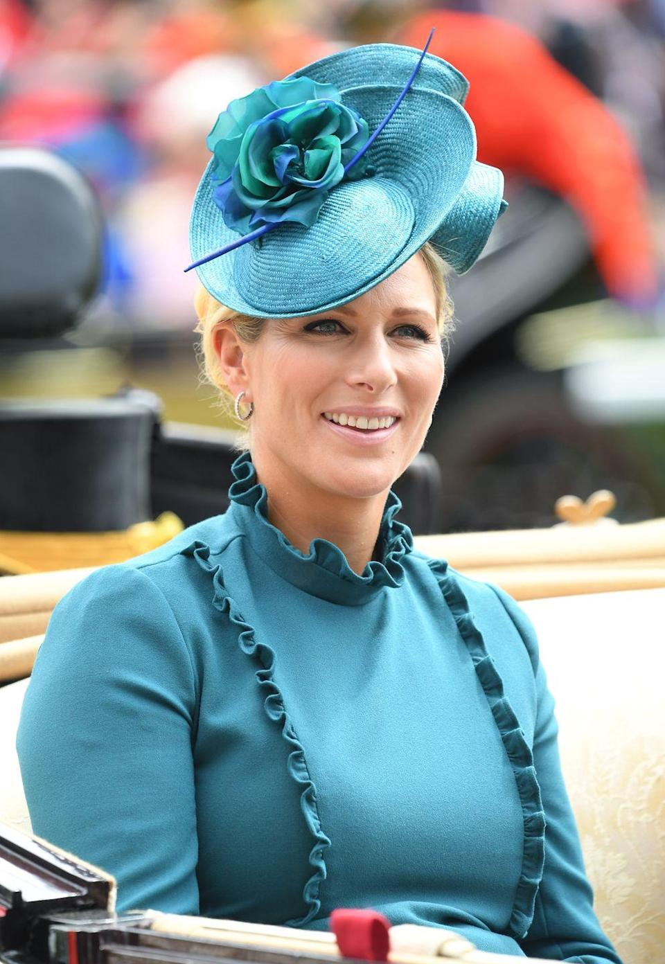 <p>As the daughter of Princess Anne, Tindall is 18th in line to the throne.</p>