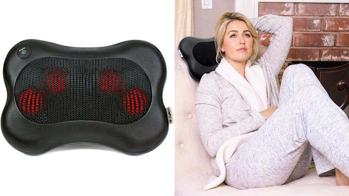 Best gifts for husbands 2020: Zyllion Shiatsu Back and Neck Massager