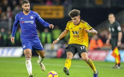 Wolves manager Nuno Espirito Santo's bold decision to hand Morgan Gibbs-White his full Premier League debut last night against Chelsea paid off handsomely.