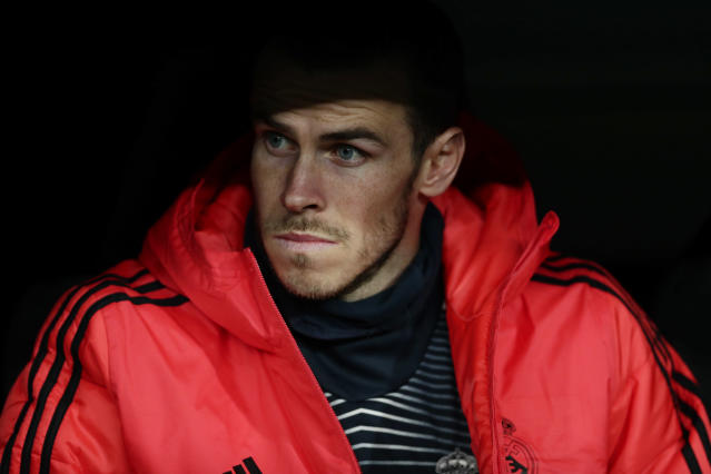 Where oh where could Gareth Bale wind up? (Associated Press)