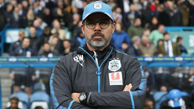 Huddersfield Town beat Manchester 2-1 on Saturday and manager David Wagner was emotional about its significance at full-time.