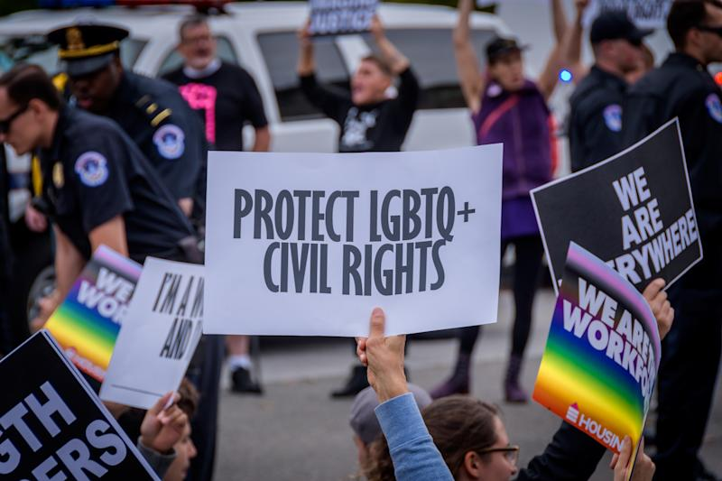 I'm a Trans Lawyer Who Fought for Trans Rights—and Lives—at the Supreme Court Last Week
