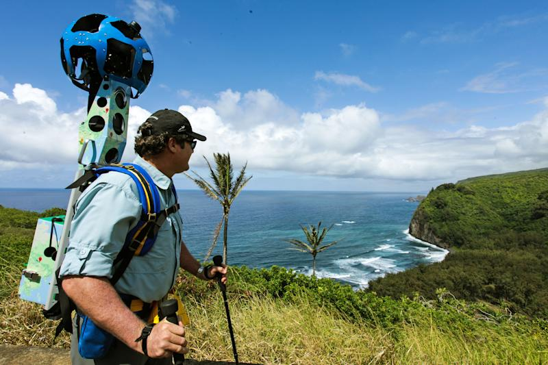 Hawaii hiking trails to be on Google Street View