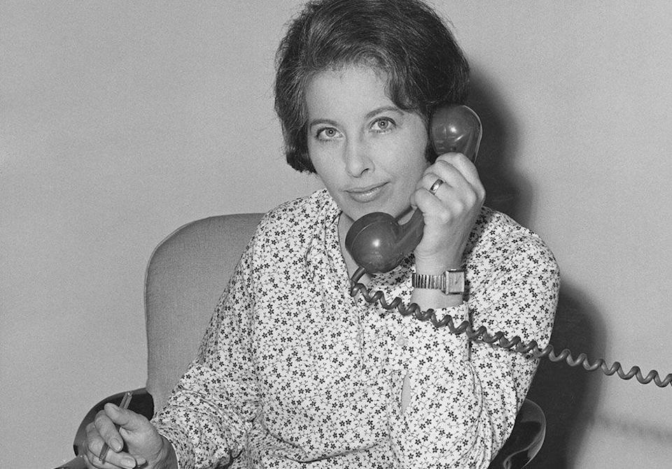 "<p>Kids today probably don't even know what a dial tone is, but in 1951 it was a huge deal when operators were no longer needed to connect calls outside of your local area. The first direct dial <a href=""https://www.goodhousekeeping.com/life/money/news/a46197/phone-scam-own-number/"" rel=""nofollow noopener"" target=""_blank"" data-ylk=""slk:long-distance call"" class=""link rapid-noclick-resp"">long-distance call</a> in the U.S. happened when when New Jersey Mayor M. Leslie Denning rang California Mayor Frank Osborne over AT&T's Bell System.</p>"