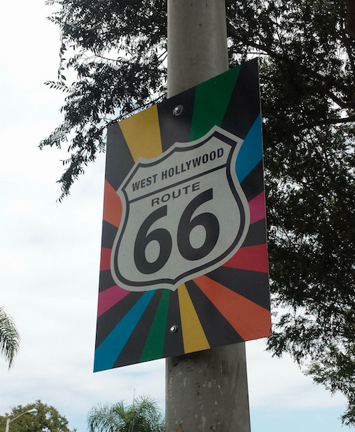 West Hollywood has been at the forefront of equality. Photo: Be