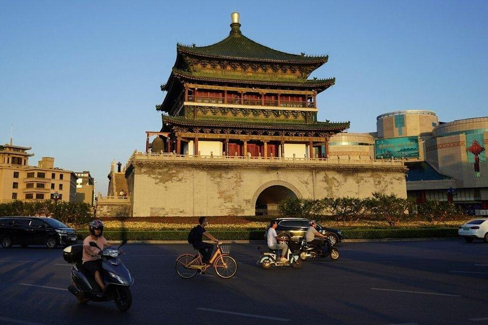 Major attractions in the city have been closed to prevent the spread of the coronavirus. Photo: Tom Wang
