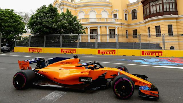 Fernando Alonso has not challenged for the F1 title for a while, but he showed supreme skill to nurse his damaged McLaren to the pits.