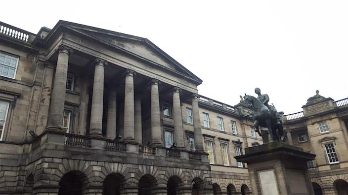 The Innercourt House of the Court of Session ruled on Thursday that legal action should not have been refused (PA)