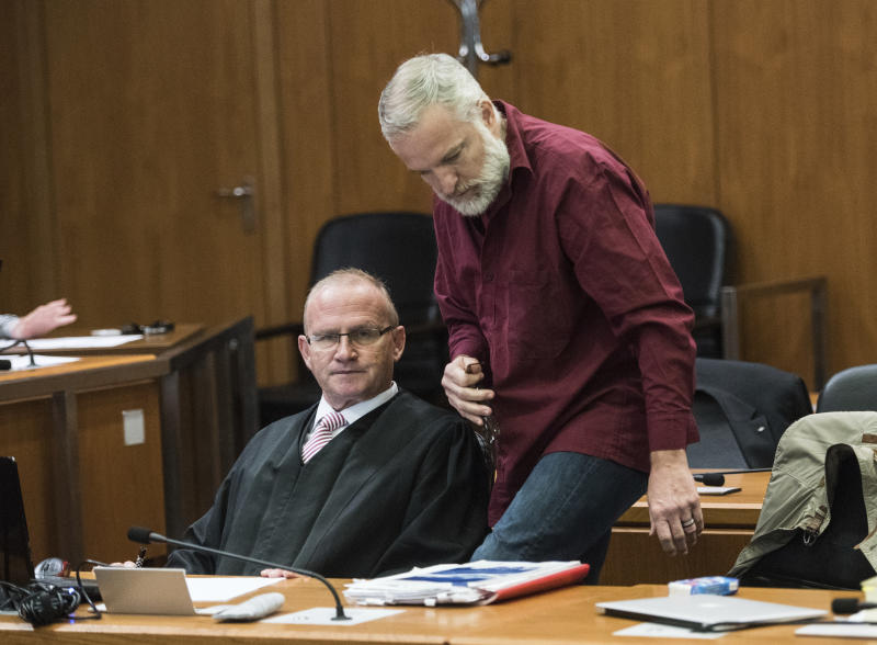 Suspended sentence for Swiss man in German espionage case