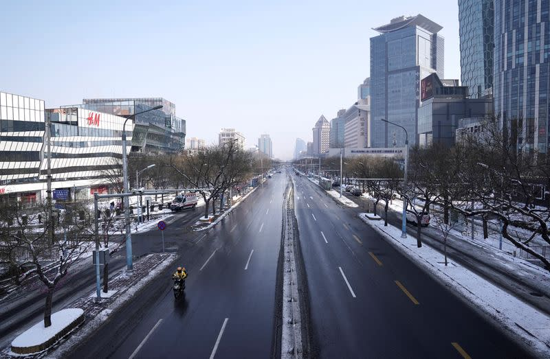 As China returns to work, it is hardly business as usual
