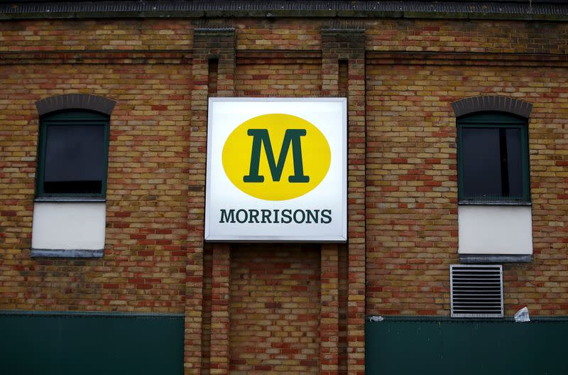 British supermarket Morrisons' profit weighed down by COVID costs