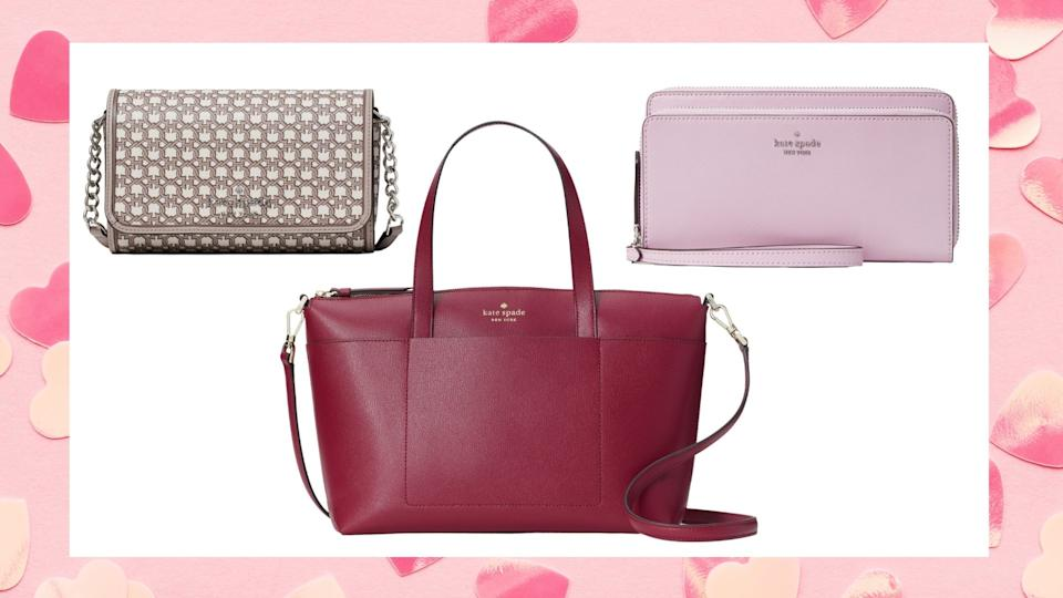 Save up to 75% during the Kate Spade Surprise Sale.