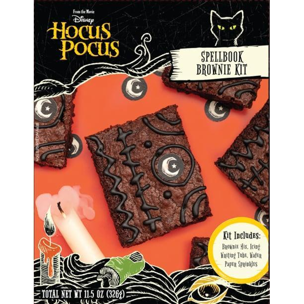 <p>Everyone will think you're a professional with this <span>Hocus Pocus Spellbrook Brownie Kit</span> ($5).</p>