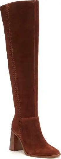 <p>Take your footwear collection to new heights - literally - with these <span>Vince Camuto Englea Over the Knee Boots</span> ($249). The over-the-knee style will look good with everything from miniskirts to textured shorts. (Yes, <i>really</i>.)</p>