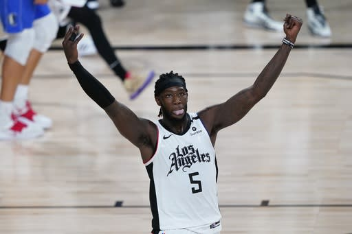 Clippers' Montrezl Harrell is NBA's sixth man of the year